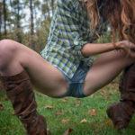 Rencontre libertine avec une belle jeune femme en manque de cul